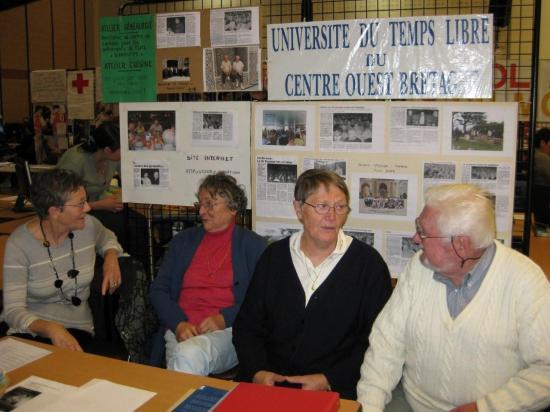 Forum 2009 à Gourin
