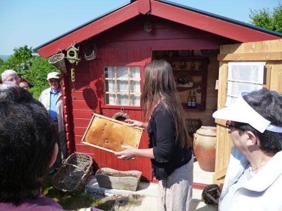 La miellerie Vivier au Gouray