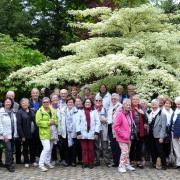 1505 une gentille compagnie de joyeux drillesau jardin de coutances