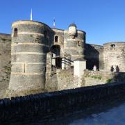 Le chateau d angers 1
